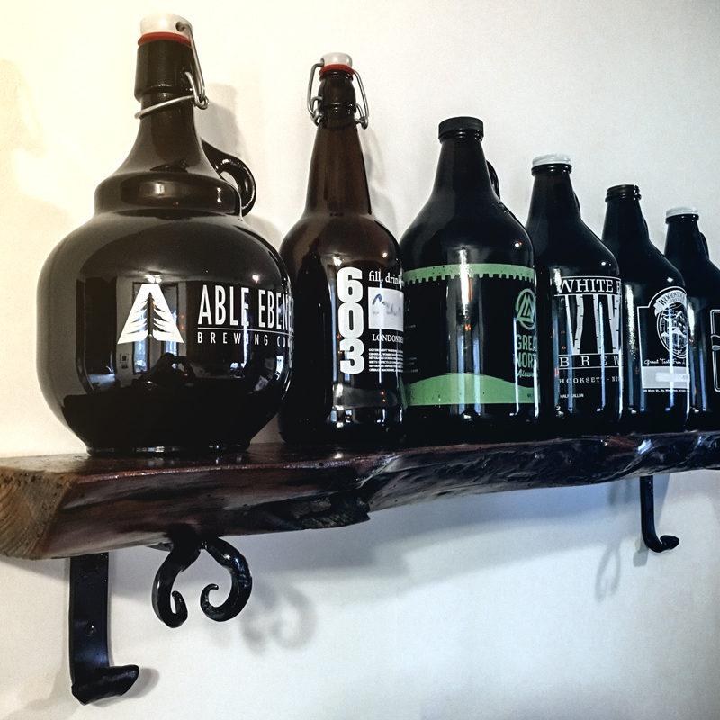 Growler-Shelf