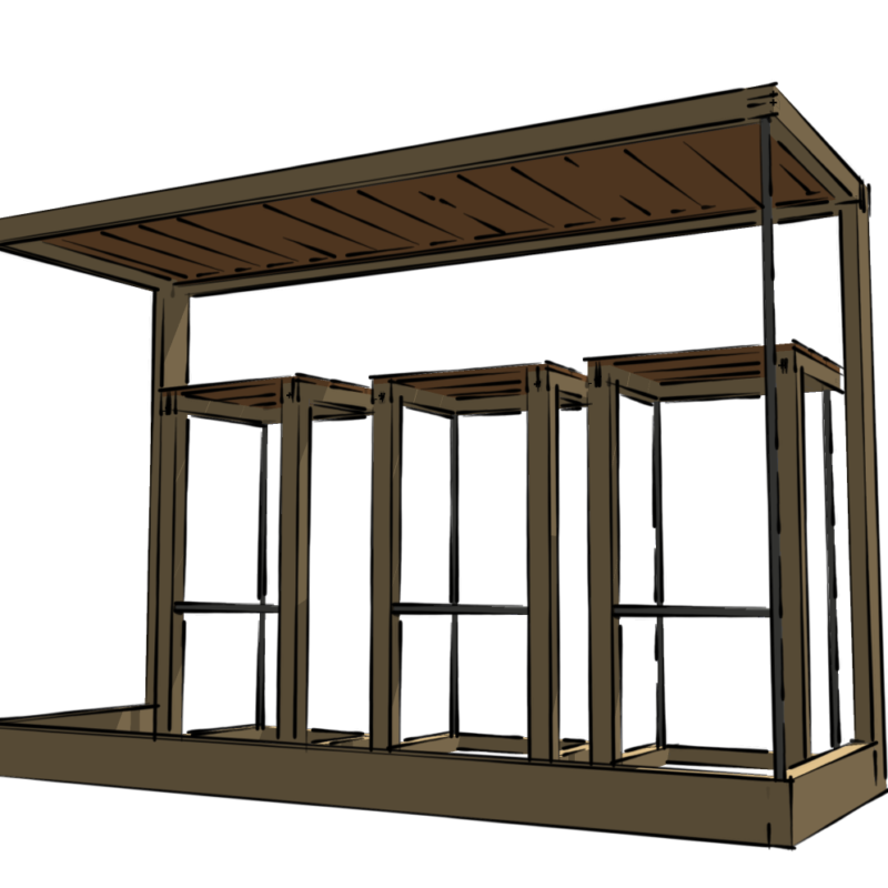 MAWT brew bench front